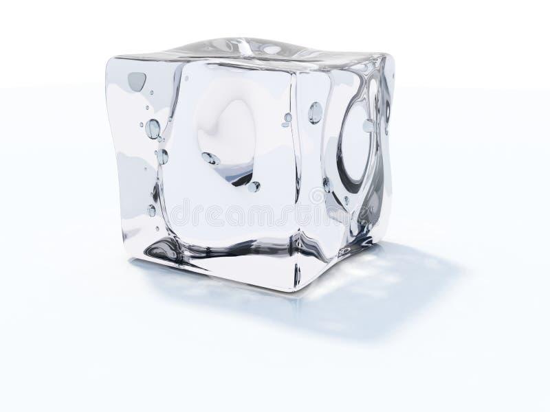 πάγος κύβων στοκ εικόνες