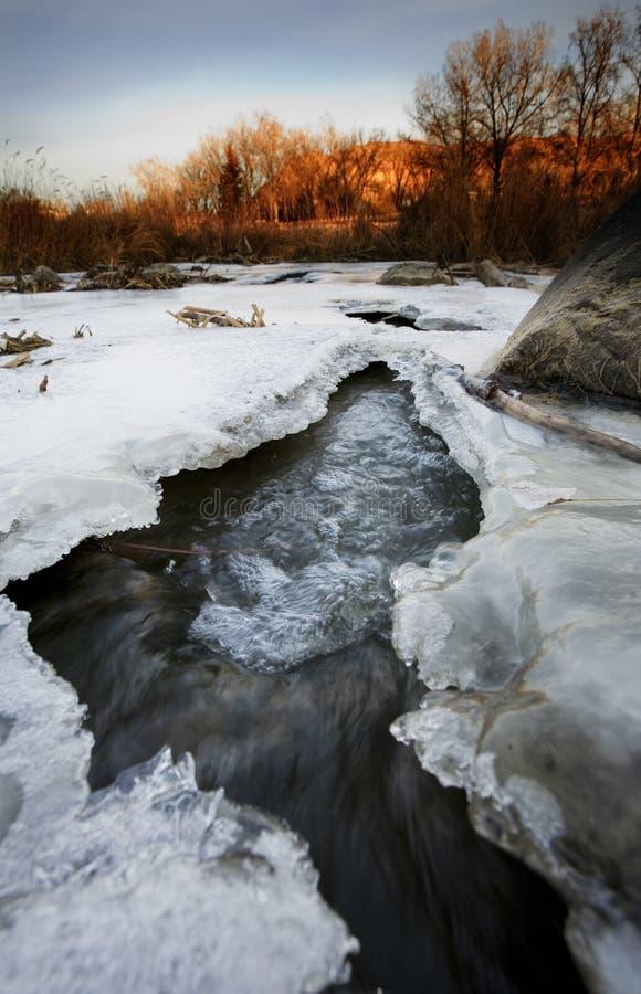 πάγος Νοέμβριος στοκ φωτογραφίες με δικαίωμα ελεύθερης χρήσης