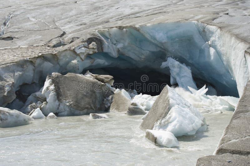 πάγος πτώσεων στοκ φωτογραφίες με δικαίωμα ελεύθερης χρήσης