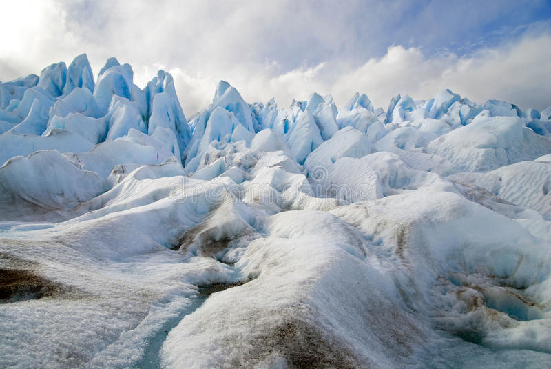Download πάγος στοκ εικόνα. εικόνα από τήξη, παταγωνία, αμμόλοφοι - 13189607