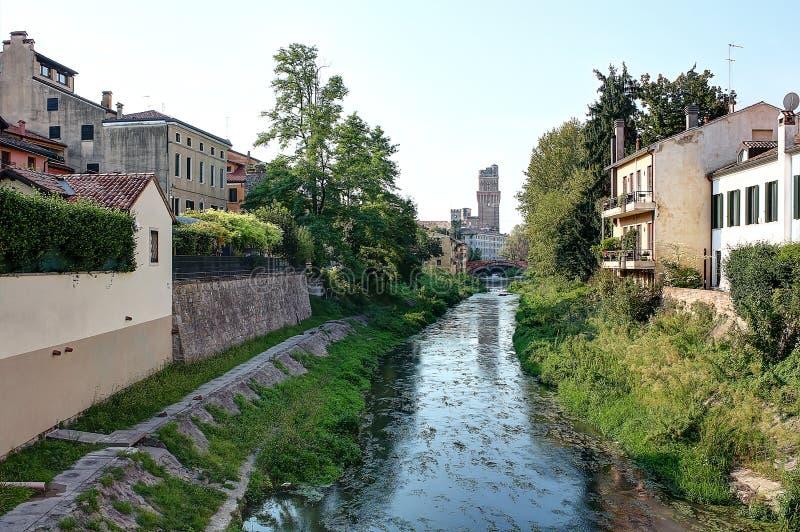Πάδοβα, Ιταλία, ιστορικές κεντρικές λεπτομέρειες στοκ φωτογραφία