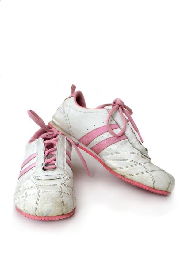 πάνινα παπούτσια στοκ φωτογραφία με δικαίωμα ελεύθερης χρήσης