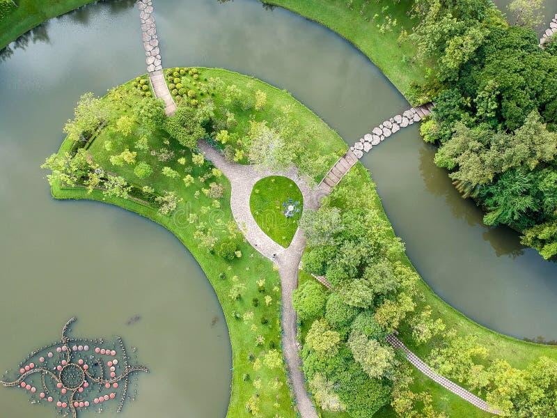 Πάρκο άποψης ματιών της ΟΔΓ στοκ εικόνες