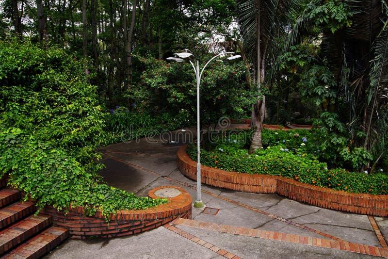 Πάρκο ανεξαρτησίας στη Μπογκοτά, Κολομβία στοκ φωτογραφία