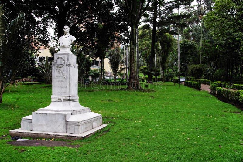 Πάρκο ανεξαρτησίας στη Μπογκοτά, Κολομβία στοκ φωτογραφία με δικαίωμα ελεύθερης χρήσης