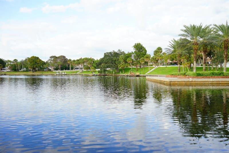 Πάρκο ανοίξεων τάρπον στοκ εικόνες