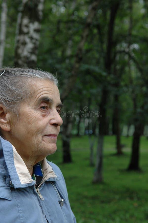 πάρκο γιαγιάδων στοκ φωτογραφίες