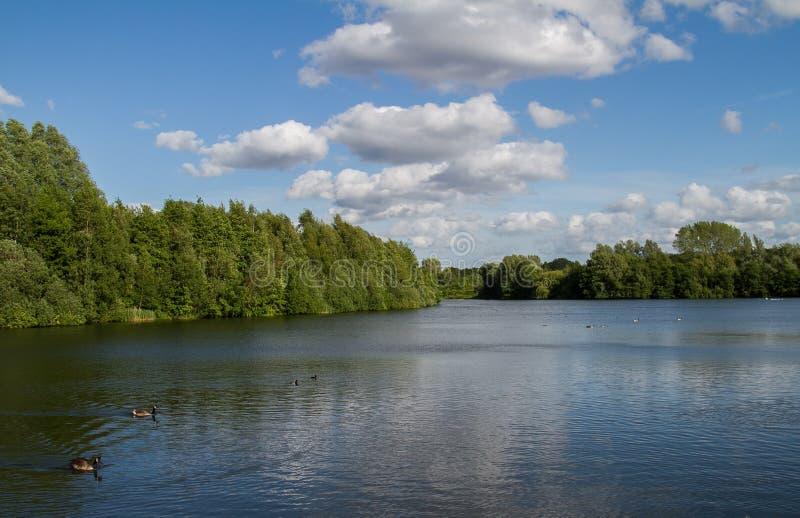 Πάρκο κοιλάδων Sanwell στοκ φωτογραφία