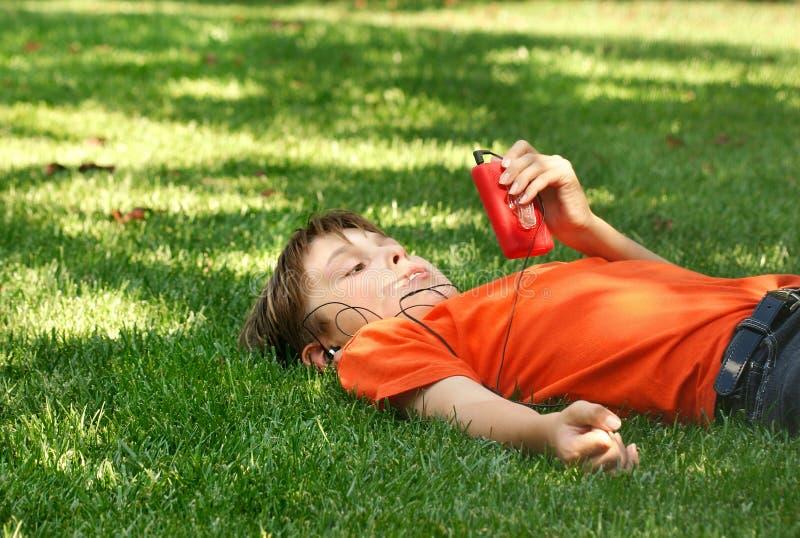πάρκο μουσικής στοκ φωτογραφία με δικαίωμα ελεύθερης χρήσης