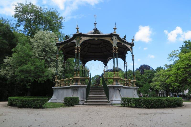 Πάρκο  περίπτερο στοκ εικόνες
