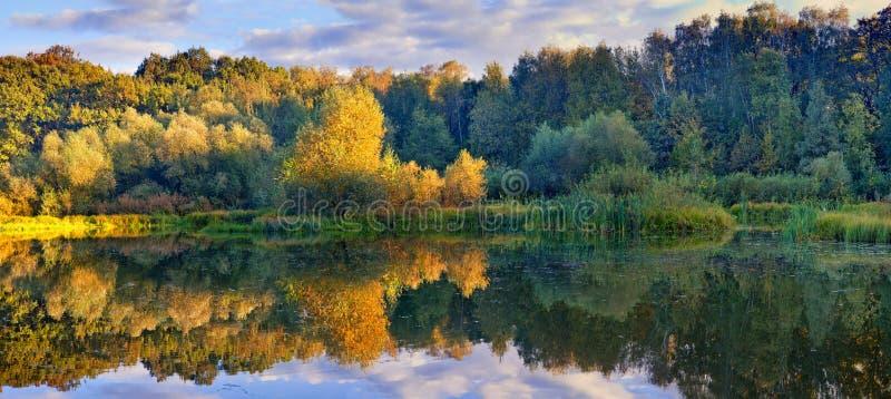 Πάρκο Σεπτεμβρίου στοκ εικόνες