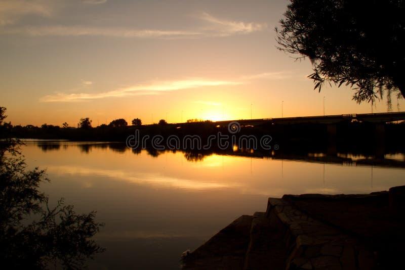 Πάρκο στον ποταμό Olimar στοκ φωτογραφίες με δικαίωμα ελεύθερης χρήσης