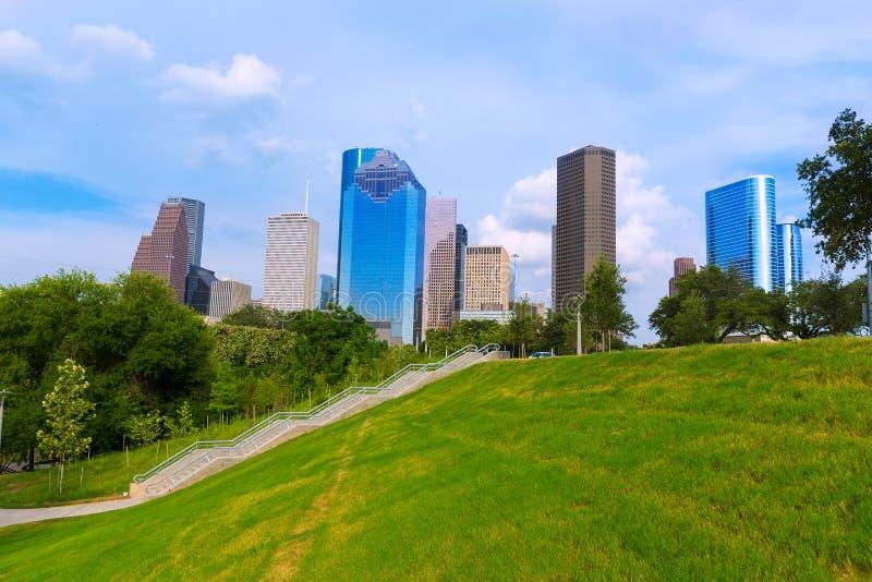 Πάρκο Τέξας ΗΠΑ της Eleanor Tinsley οριζόντων Huston στοκ εικόνα με δικαίωμα ελεύθερης χρήσης