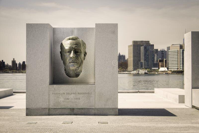Πάρκο τεσσάρων ελευθεριών, πόλη της Νέας Υόρκης στοκ φωτογραφία