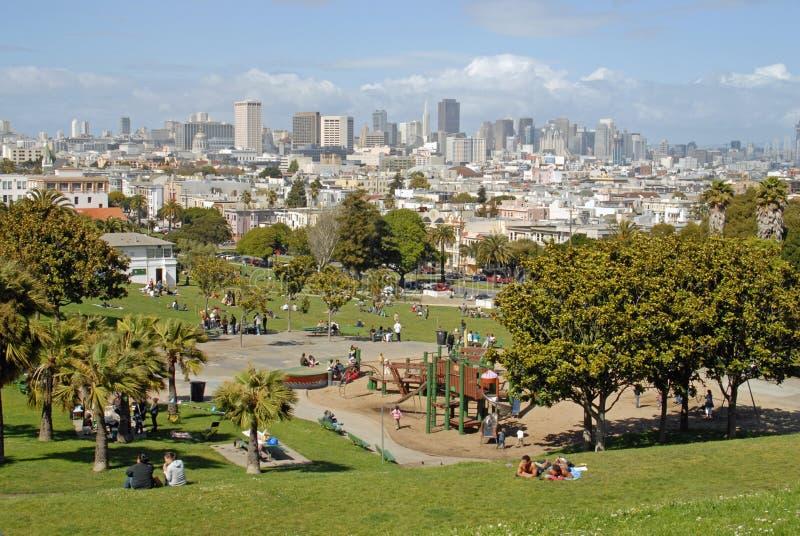 πάρκο της Dolores στοκ φωτογραφίες με δικαίωμα ελεύθερης χρήσης