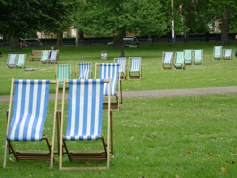πάρκο του Λονδίνου στοκ εικόνες με δικαίωμα ελεύθερης χρήσης