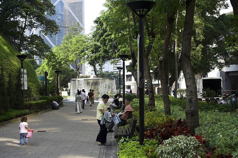 Download πάρκο του Χογκ Κογκ στοκ εικόνες. εικόνα από πηγή, πάρκο - 1527692