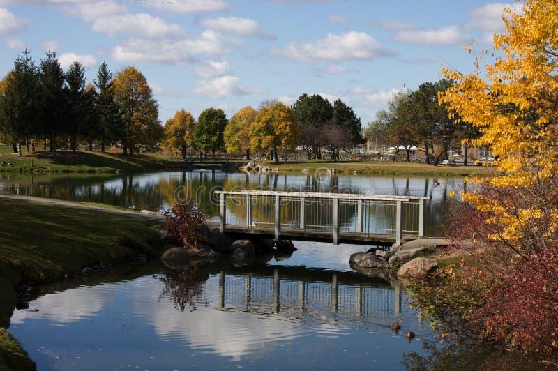 πάρκο του Andrew haydon Οττάβα στοκ εικόνα