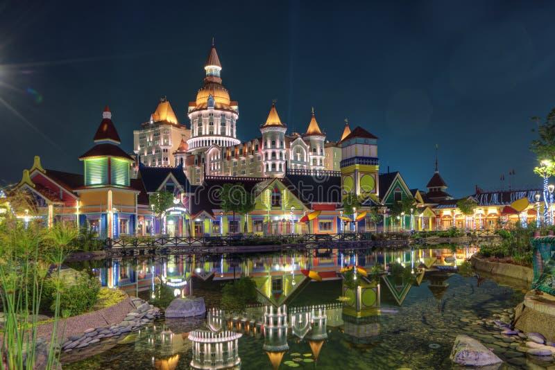 Πάρκο του Sochi στοκ εικόνες με δικαίωμα ελεύθερης χρήσης