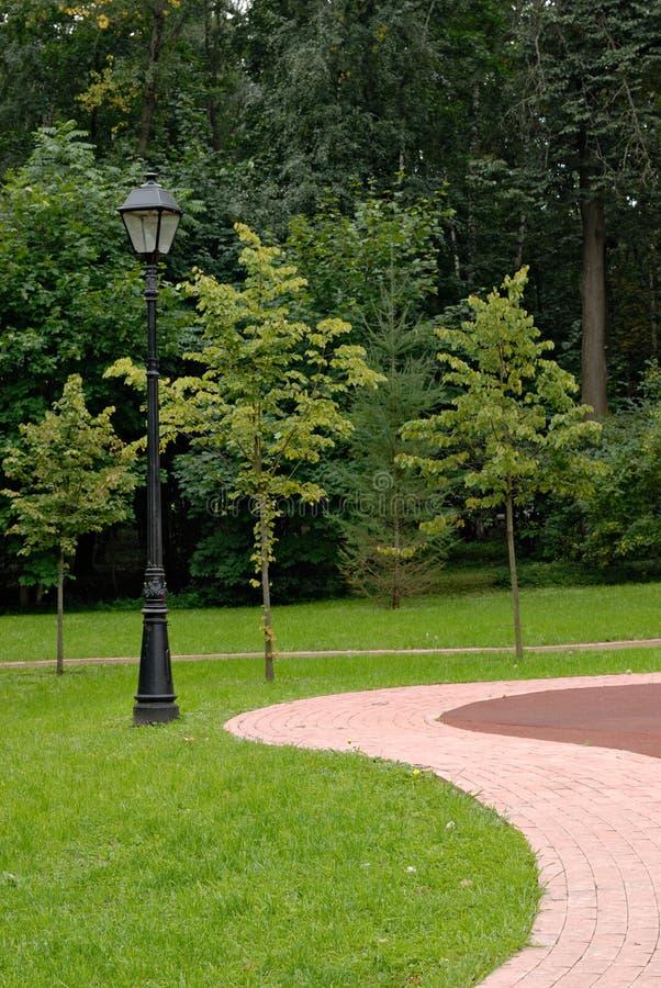 πάρκο φαναριών στοκ φωτογραφία με δικαίωμα ελεύθερης χρήσης