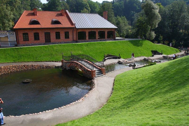 πάρκο belmontas στοκ φωτογραφία