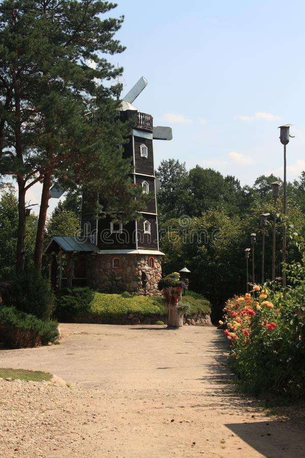 Πάρκο Cesnulis, έτος 2012 στοκ εικόνες