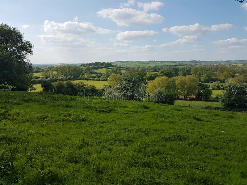Πάρκο Cottingham UK του ανατολικού Carlton στοκ φωτογραφίες με δικαίωμα ελεύθερης χρήσης