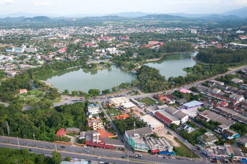 Πάρκο Kwanmuang στο yala, Ταϊλάνδη στοκ εικόνες