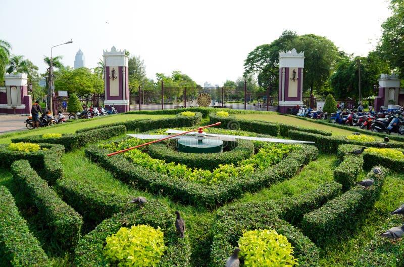 Πάρκο Lumpini, Μπανγκόκ στοκ φωτογραφίες με δικαίωμα ελεύθερης χρήσης
