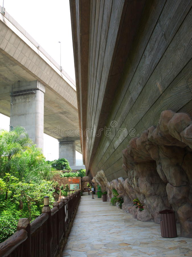 πάρκο s του Νώε κιβωτών στοκ φωτογραφίες
