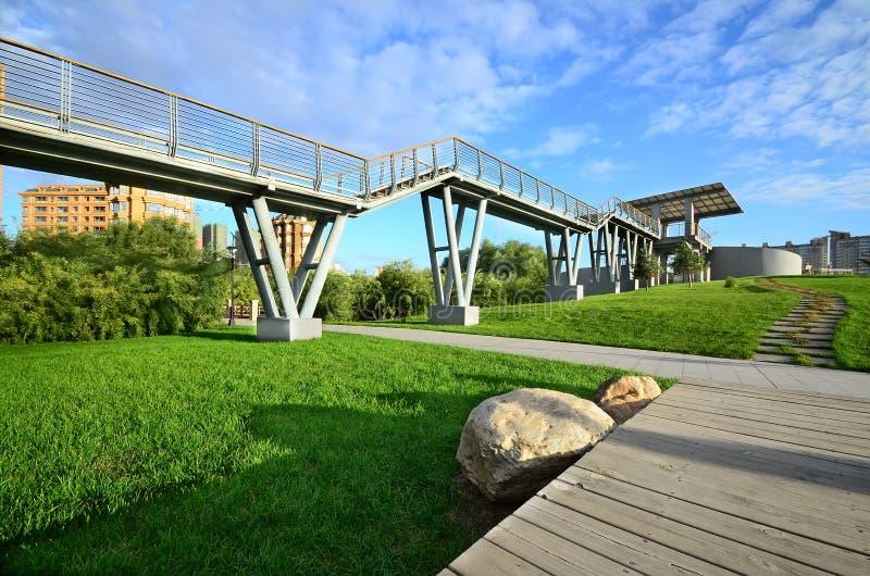 Πάρκο Yuyang Qunli στοκ εικόνες με δικαίωμα ελεύθερης χρήσης