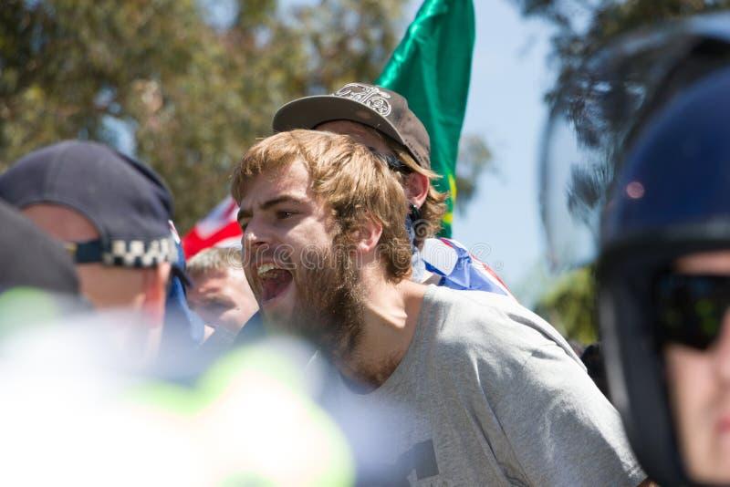 Download Πάρτε τη συνάθροιση της Αυστραλίας - Melton Εκδοτική Εικόνες - εικόνα από ταραχή, ρατσισμός: 62722761
