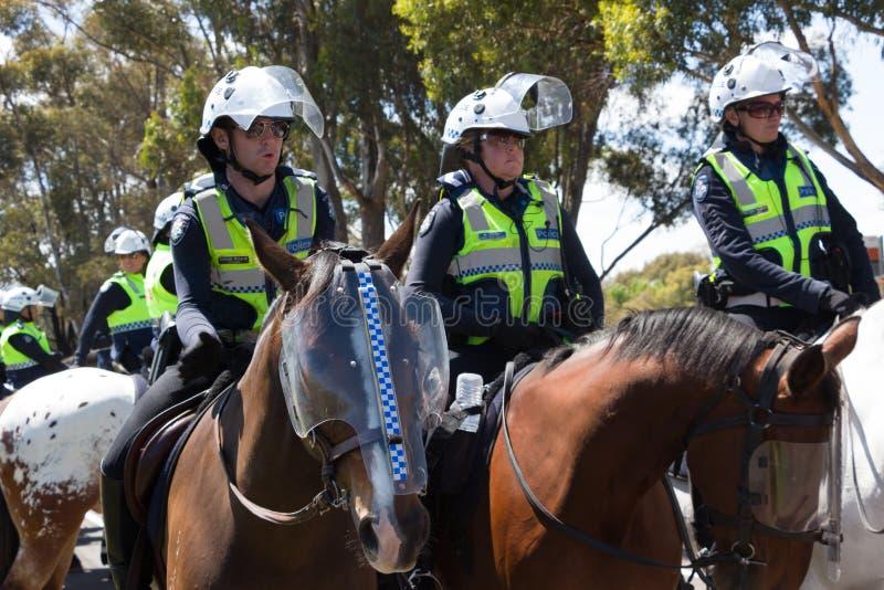 Download Πάρτε τη συνάθροιση της Αυστραλίας - Melton Εκδοτική Στοκ Εικόνες - εικόνα από αστυνομία, βία: 62723188