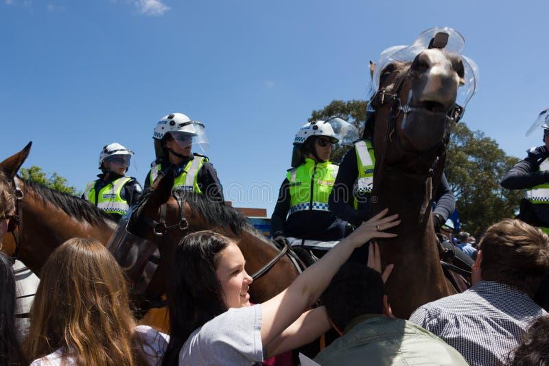 Download Πάρτε τη συνάθροιση της Αυστραλίας - Melton Εκδοτική εικόνα - εικόνα από αστυνομία, ισλάμ: 62724070