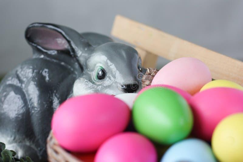 Πάσχα bunny Πάσχα στοκ εικόνες με δικαίωμα ελεύθερης χρήσης