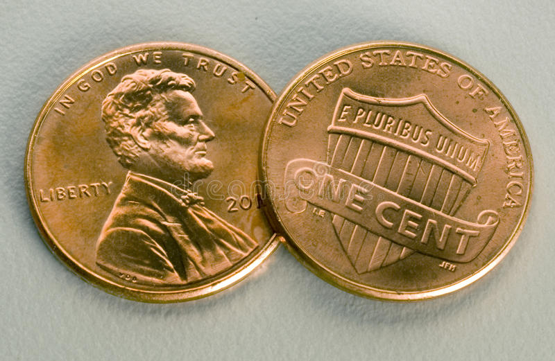 Download πένα στοκ εικόνες. εικόνα από χαλκός, νέος, νόμισμα, πένες - 22791310
