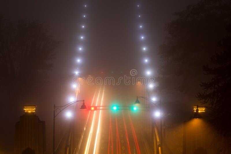 Πέρασμα γεφυρών στοκ φωτογραφία