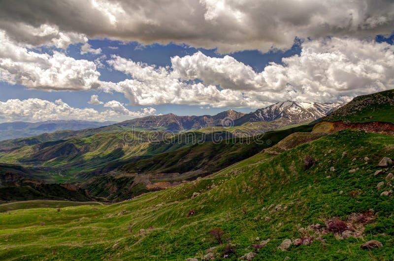 Πέρασμα Selim, στο δρόμο στη λίμνη Sevan, Αρμενία στοκ φωτογραφία με δικαίωμα ελεύθερης χρήσης