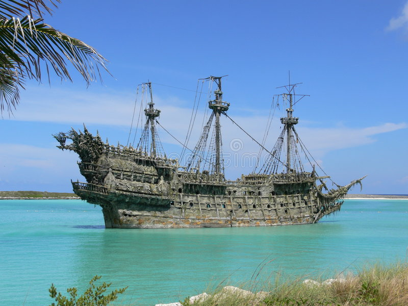 πέταγμα Ολλανδού ναυαγών  στοκ φωτογραφία