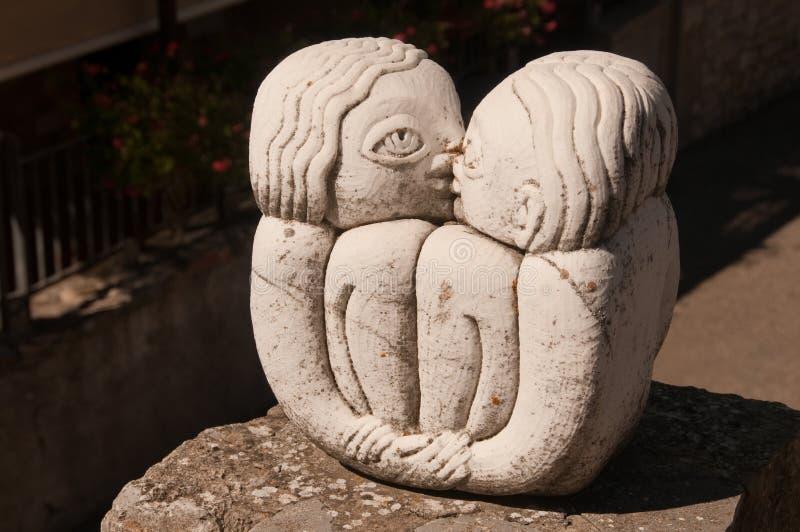 Πέτρα αγάπης στοκ εικόνα