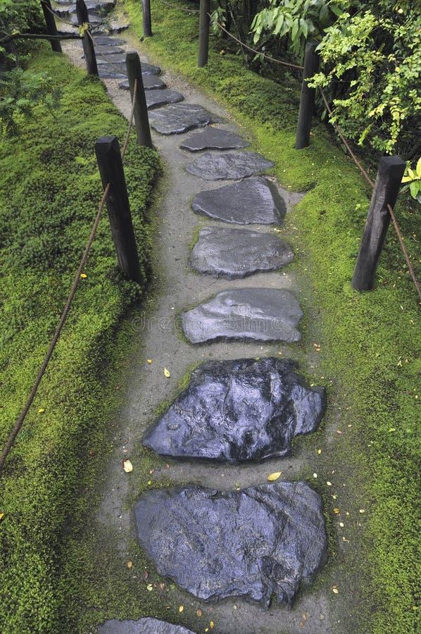 πέτρα διαβάσεων υγρή στοκ φωτογραφίες