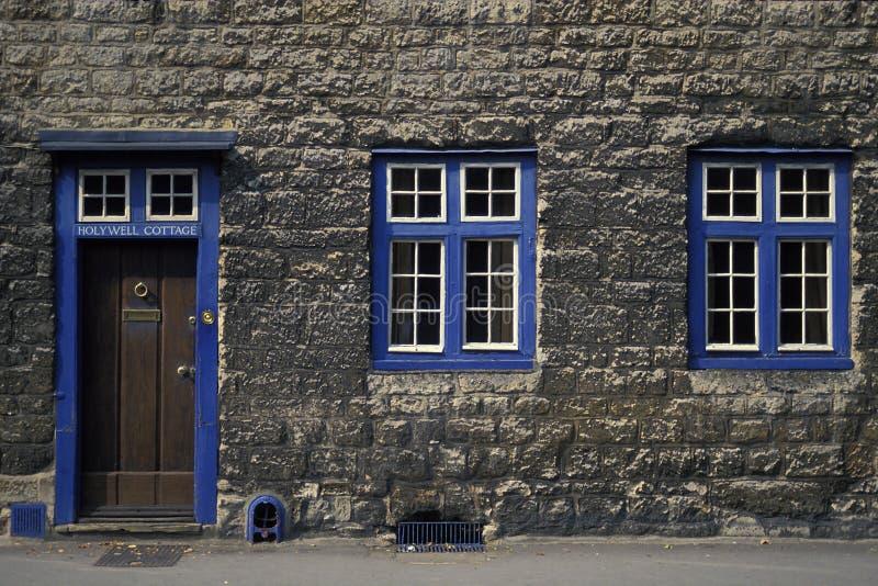 πέτρα εξοχικών σπιτιών Στοκ Εικόνες