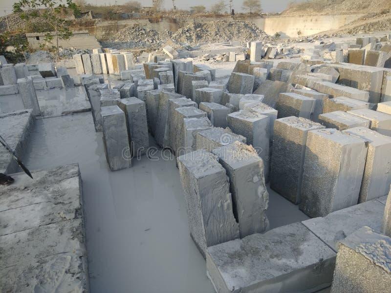 Πέτρα κύβων στοκ εικόνα