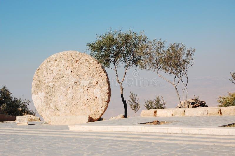 πέτρα κύκλων στοκ εικόνα