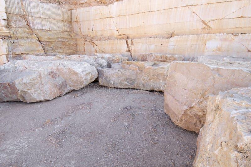 πέτρα λατομείων στοκ φωτογραφία με δικαίωμα ελεύθερης χρήσης