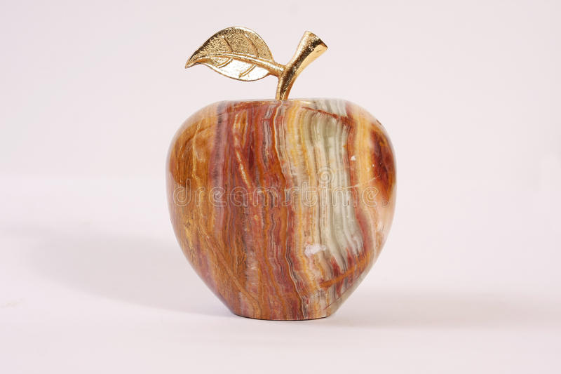 πέτρα μήλων στοκ εικόνες