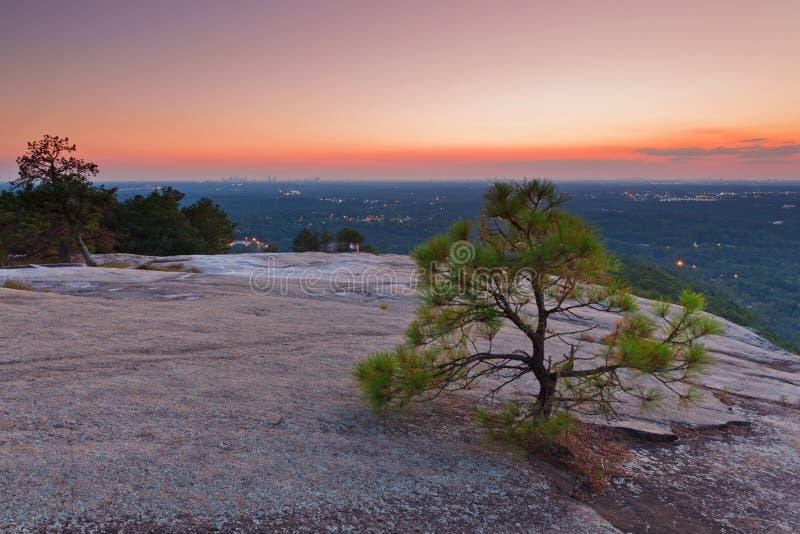 πέτρα πάρκων βουνών στοκ φωτογραφία