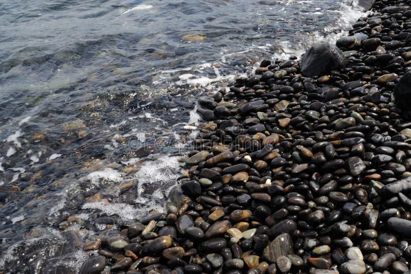 πέτρα παραλιών στοκ φωτογραφία με δικαίωμα ελεύθερης χρήσης