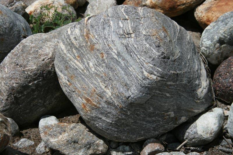 Πέτρα Ρωσία, Elbrus βουνών στοκ εικόνες με δικαίωμα ελεύθερης χρήσης