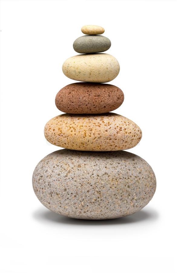 πέτρα στοιβών στοκ φωτογραφία με δικαίωμα ελεύθερης χρήσης